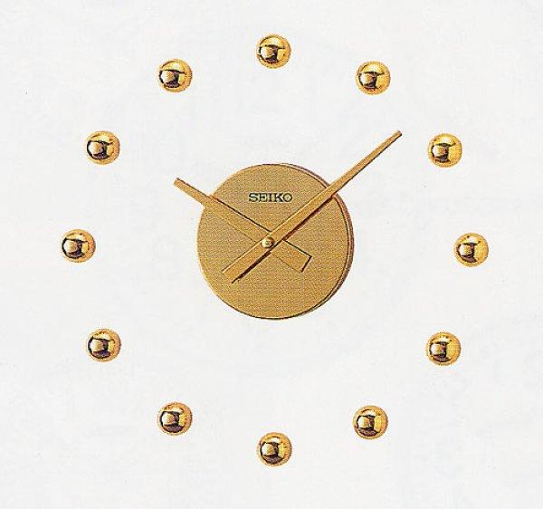 画像1: 設備時計 SEIKO 親子時計 室内用子時計 交流式 埋込型 受注生産品 (1)