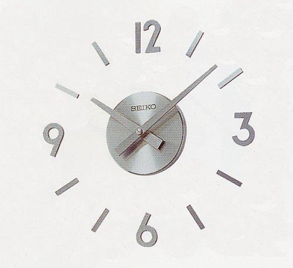 画像1: 設備時計 SEIKO 親子時計 室内用子時計 親時計 交流式 埋込型 送料無料 (1)