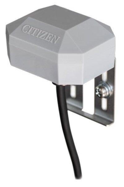 画像1: 設備時計 シチズン KM-70 電波 親時計 ジョグダイヤル式 GPS 長波 FM電波式 1・2回線 子時計 30台接続