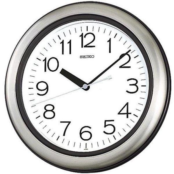 画像1: SEIKO.掛け時計.強化防湿・防塵.ほこりに強い.クオーツ (1)