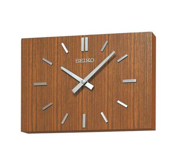 画像1: 設備時計 セイコータイムシステム 親子時計 室内用子時計 前面風防無 壁掛型 交流式  (1)