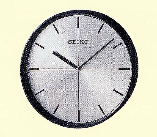 画像1: 設備時計 セイコータイムシステム 親子時計 室内用子時計 壁掛型 交流式 送料無料 (1)