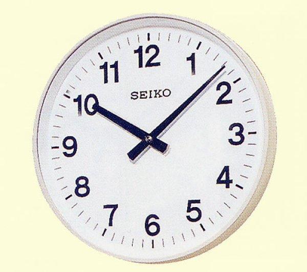 画像1: 設備時計 セイコータイムシステム 親子時計 室内用子時計 壁掛型 交流式 (1)