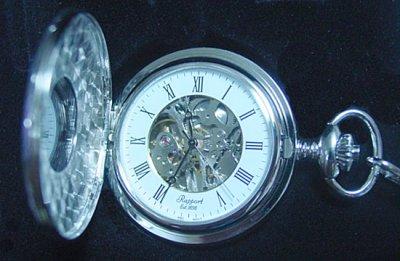 画像1: Rapport.懐中時計.提げ時計.ポケットウオッチ.ハーフハンター (手巻 / イギリス)